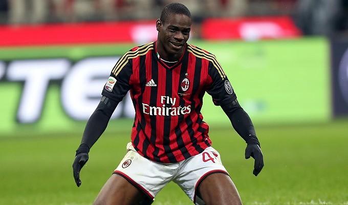 Cagliari-Milan 1-2: YouTube video goal Balotelli e Pazzini