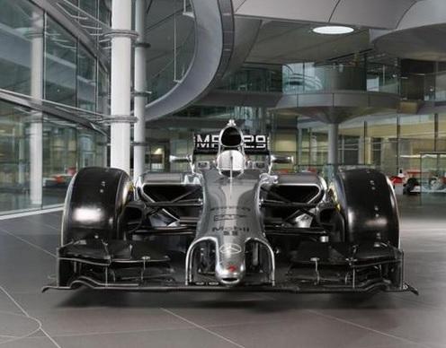 McLaren nuova, ecco le foto
