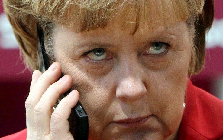 Telefonata tra Matteo Renzi e la Merkel
