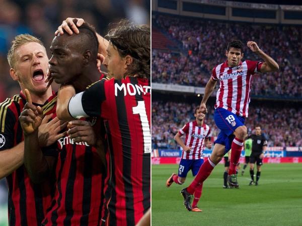 Arsenal-Bayern e Milan-Atletico: diretta streaming live Champions League
