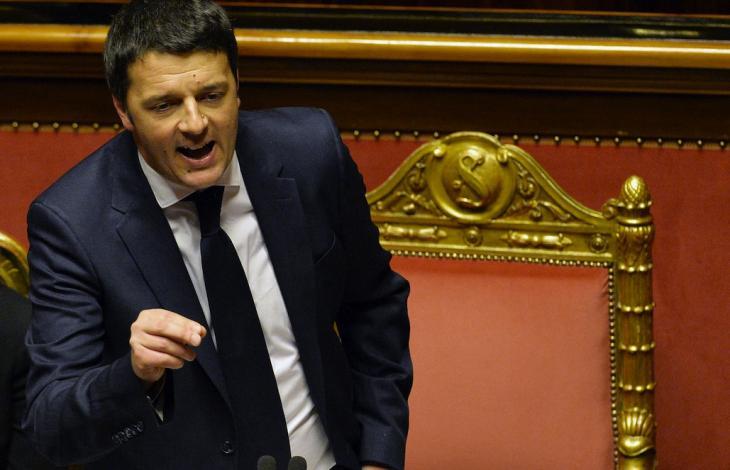 Renzi: per la vicenda Mose venerdì provvedimento ad hoc