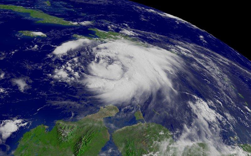 Oceani più caldi, cicloni più potenti