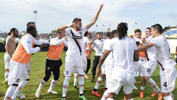 Serie B: il Palermo torna in Serie A