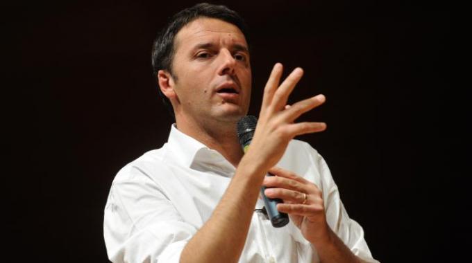 Matteo Renzi intervistato dal Time