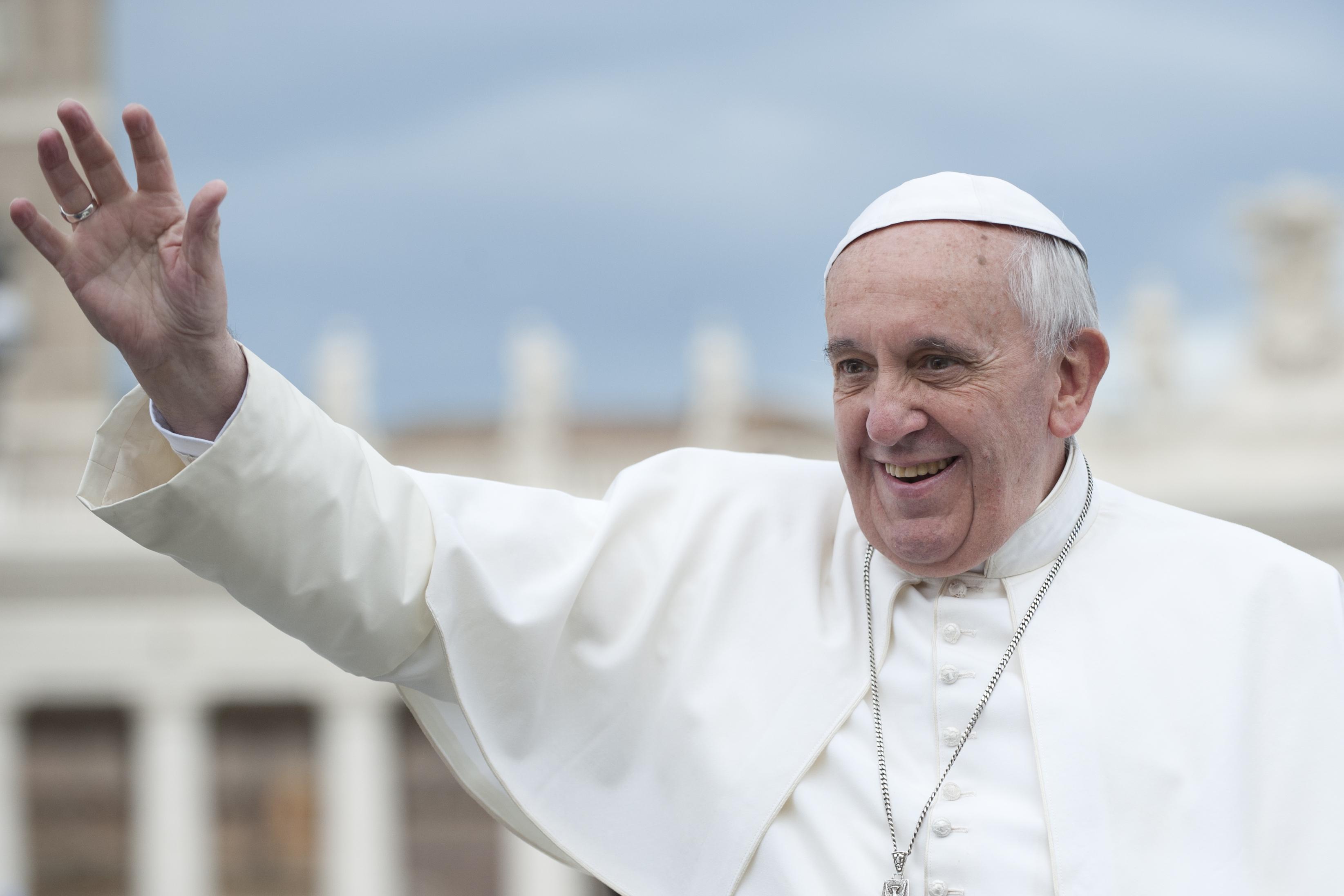 Papa Francesco viaggio in Terra Santa dal 24 al 26 maggio