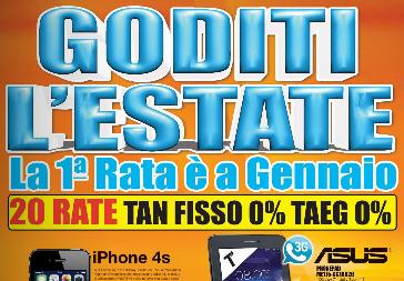 Offerte Tablet Expert Volantino Regalo Moto