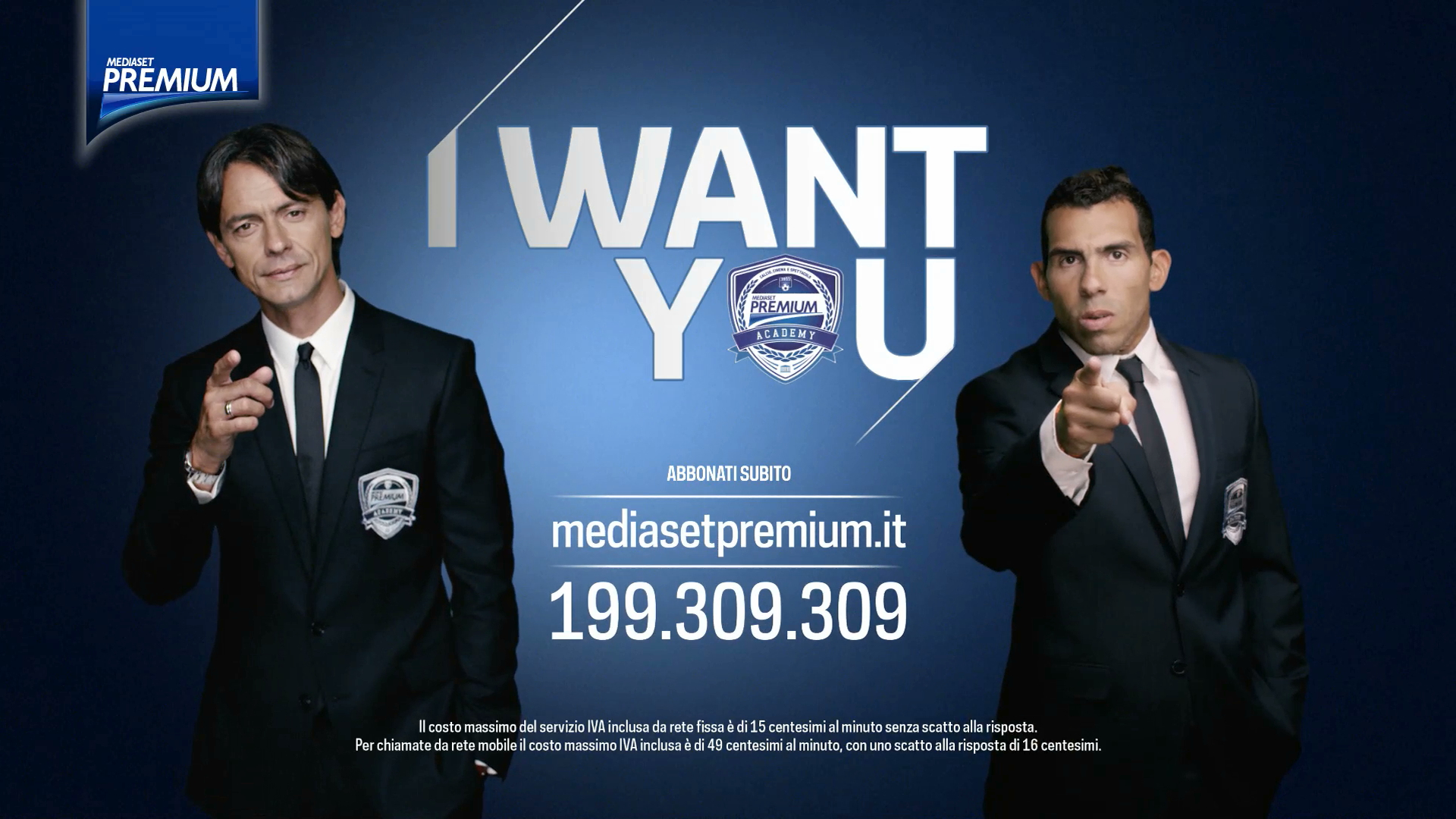 Mediaset Premium: Offerta Calcio, Sport, Serie A ed Europa League a 19,90 per 6 mesi