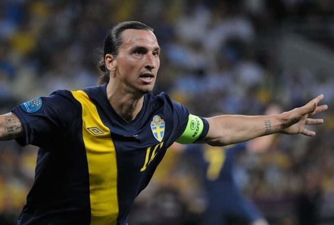 Zlatan Ibrahimovic recordman del gol