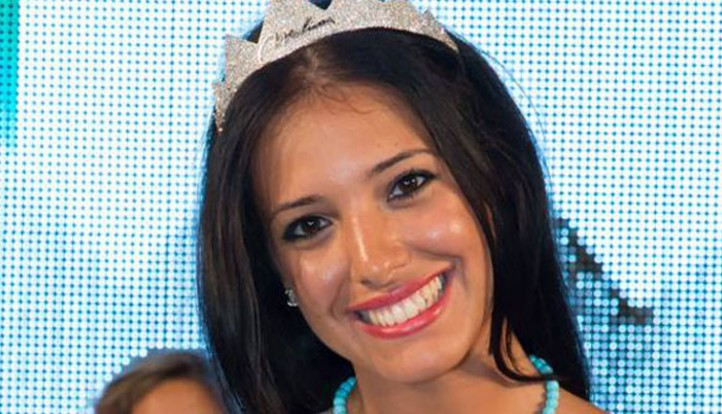 Clarissa Marchese incoronata Miss Italia 2014: festa ad Agrigento