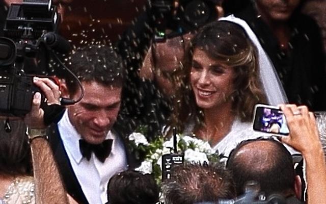 Elisabetta canalis finalmente sposa