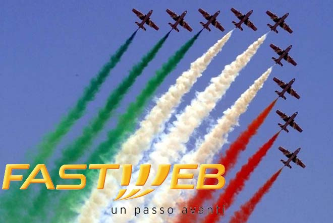 Fastweb Superjet: telefonate e internet senza limiti con 25 euro al mese