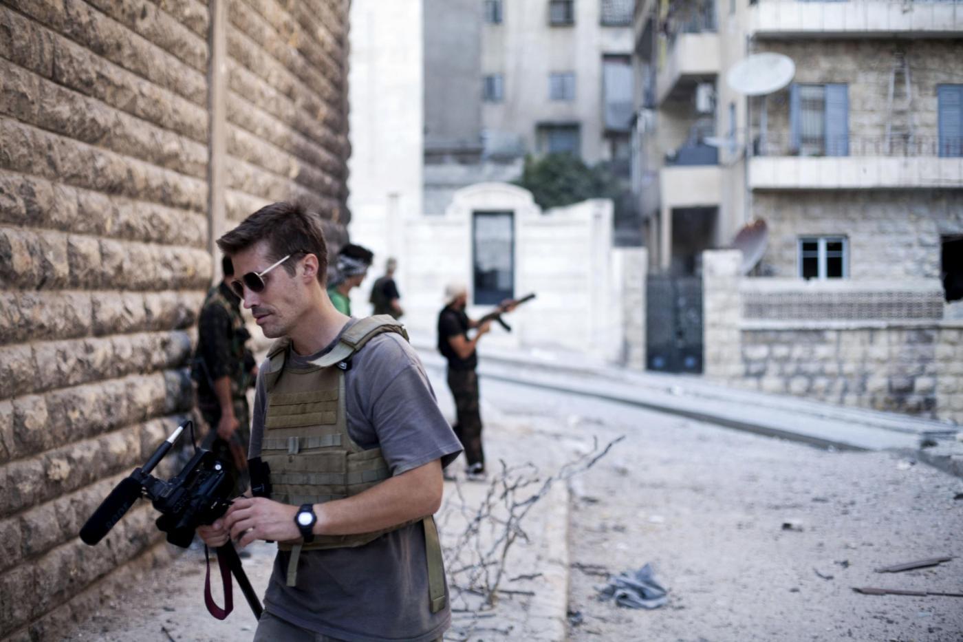 Vittime Isis, denuncia shock madre Foley: James non doveva salvarsi