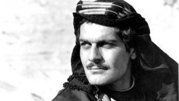 Omar Sharif Lawrence d'Arabia