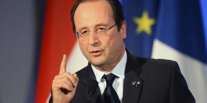 Hollande: sicurezza per i francesi